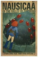 Nausicaa Valley of the Wind  *LARGE POSTER* Amazing IMAGE Miyazaki ANIME - MANGA