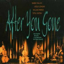 After You - Phillips-Leandre-Parker-Saito (2007, CD NEUF)