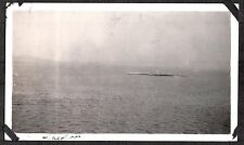 VINTAGE PHOTOGRAPH 1925-1935 SHANGHAI CHEFOO CHINA USA NAVY WAR SUBMARINE PHOTO