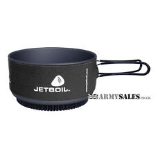 Jetboil FluxRing 1.5L Cooking Pot for Zip, Flash, Minimo - Light & Efficient