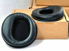 Protein Leather Replace Ear Pads Cushion For DENON AH D 2000 5000 7000 Headphone