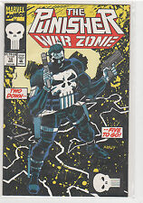 The Punisher War Zone #10 John Romita Jr 9.6