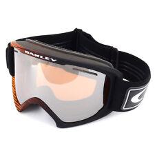 New OAKLEY 02 XL SNOW - Tremolo Fade w/ Black Iridium Lense Goggle 59-091 125