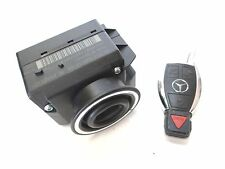 2003 MERCEDES E55 W211 AMG STARTER IGNITION SWITCH MODULE WITH KEY 2115451008