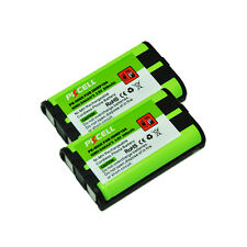 2 Cordless Phone Battery Ni-MH 5/4AAA 800mAh 3.6V for Panasonic HHR P104 PKCELL