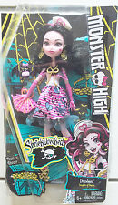 Monster High Shriekwrecked Nautical Ghouls Draculaura Doll  6+   New