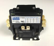 New 40 amp 2 pole 24 vac Definite Purpose Contactor Relay UL