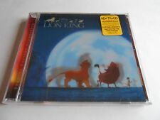 The Lion King CD Special Edition Soundtrack 3D Lenticular Hologram Cover 2003NEW