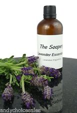 Lavender Essential Oil 100ml - Pure Bulgarian Lavender Natural Aromatherapy