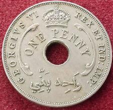 British West Africa Penny 1942 (C1212)