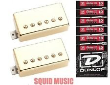 Seymour Duncan SH-55b & SH-55n Seth Lover Gold Pickup Set SH55 (6 String Sets)
