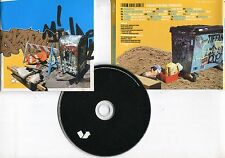 URBAN RENEWAL PROGRAM (CD) 2002 Prefuse-73, Aesop Rock, Caural, Mosdef and...