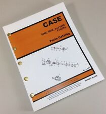 CASE 584E 585E 586E FORKLIFTS FORK LIFT PARTS MANUAL CATALOG EXPLODED VIEWS