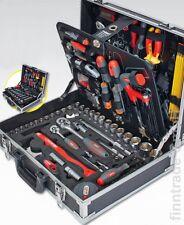 MEISTER WERKZEUGKOFFER 129 tlg Werkzeugkasten Werkzeug Heimwerker Werkzeugset