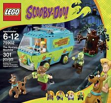 "LEGO 75902 SCOOBY DOO "" The Mystery Machine "" - Hot Item"