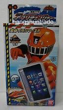 Bandai Power Rangers Toqger Applichanger Appli Changer Morpher + Build Ressha