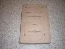 1854.sainteté et devoirs de la vie monastique / Bouthillier de Rancé