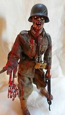 "ZOMBIE Monster custom 12 inch1/6  figure ""Bone"" NAZI by Screwy Luie"