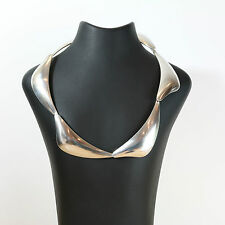 Danish silver necklace made by Randers silversmith