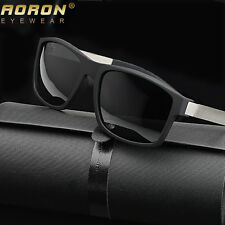 Mens Polarized Sunglasses Outdoor Sports Eyewear Driving Sun Glasses TR90 Goggle