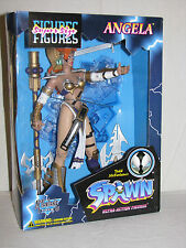 "SPAWN -13"" Angela figure -  Mint figure in factory sealed box"