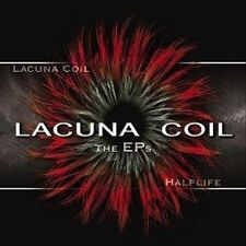 The  EPs: Lacuna Coil/Halflife by Lacuna Coil (CD, Mar-2006, EMI Music...