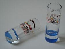 Verre à shot ou vodka Happy candy glass parc DISNEYLAND Paris NEUF étiquette