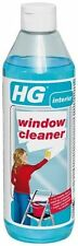 HG Interior  Window Cleaner , Super Concentrated 500ml Bottle No Streaks