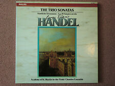 Philips 412 439 The Trio Sonatas / HANDEL