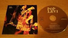 Pop Levi - Sugar Assault Me Know (6 Track PROMO CD in the Card Sleeve)