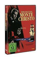 DER GRAF VON MONTE CHRISTO DVD MIT FRANKO SILVA NEU