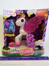 """LaLa Loopsy Ponies - PINK - LIGHT UP PONY - """"STARRY NIGHT"""" - Ages 4+"""