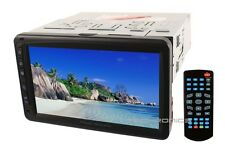 "POWER ACOUSTIK PD-712 +2YR WRNTY 7"" IN DASH LCD IPOD USB SD CAR STEREO RECEIVER"