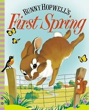 G+D Vintage Series: Bunny Hopwell's First Spring c2015, NEW Hardcover