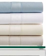 Hotel Collection Finest Bed Linen White King Flat Sheet MRSP $260
