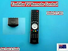 Toshiba Television TV Remote Control Replacement CT-865**Brand NEW** (C557)