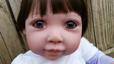 "20"" TODDLER DOLL, SOFT VINYL,  ADORABLE!!!!!!"