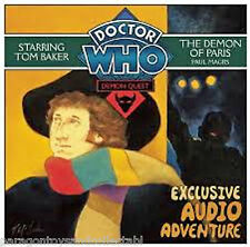 Doctor Who : Demon Quest: v. 2: Demon of Paris by Paul Magrs (CD-Audio, 2010)
