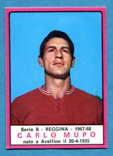 New CALCIATORI PANINI 1967-68-Figurina-Sticker - MUPO - REGGINA - Nuova