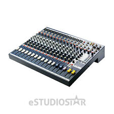 Soundcraft EFX12 12-Channel Audio Mixer NEW