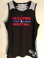Adidas Reversible NBA Jersey Los Angeles Clippers Team Black sz 2X