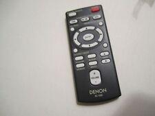 DENON RC1088 Audio System Remote Control /ASD3N, ASD3W