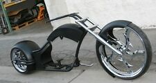 Custom Built Motorcycles: Chopper
