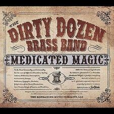 DIRTY DOZEN BRASS BAND-Medicated Magic CD NEW
