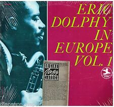 Eriic Dolphy: In Europe Vol.1 - LP