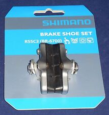 Shimano BR-6700 R55C3 Brake Shoe Set Y8G698080