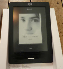 Kobo Touch Black Ereader 2GB - 165 X 114 X 10 mm - 221 grams