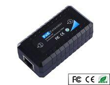 2PCS 1 Port POE IEEE802.3af Ethernet Extender / Repeater for CCTV IP Camera