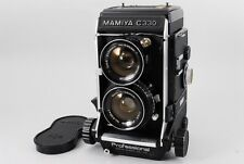 [EXC+++] Mamiya C330 PRO Medium TLR Camera w/ 55mm F4.5 lens from Japan #525M