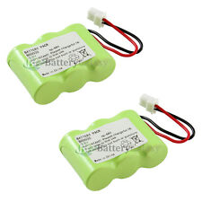 2x Phone Battery for GE 89-1338-00 BT-17233 BT-27233